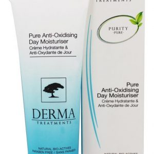 Derma Treatments - Pure Anti-Oxidising Day Moisturiser - 50ml