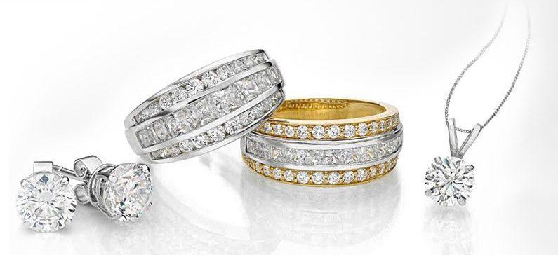 Jewellery; Body Jewellery, Bracelets, Cufflinks, Jewellery Boxes, Jewellery Sets, Necklaces, Rings, Watches