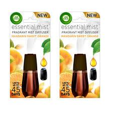 AirWick Essential Mist Mandarin & Sweet Orange 2 x 20ml