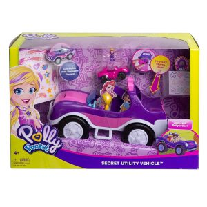 Polly Pocket Secret Utility Vehicle