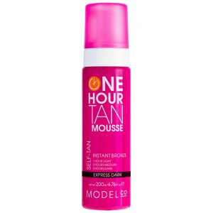 Model Co One Hour Self Tan Mousse Express Dark - 200ml