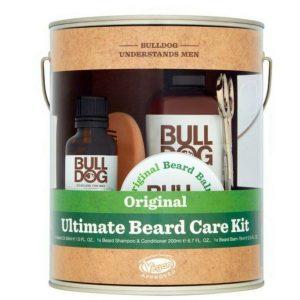 BULLDOG Original Ultimate Beard Care Kit