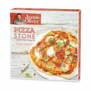 Jamie Oliver Pizza Stone & Serving Rack