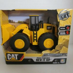 CAT Push Powered REV IT UP Dump Truck