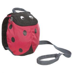 Trespass Kids Ladybird 3 Litre Backpack Red