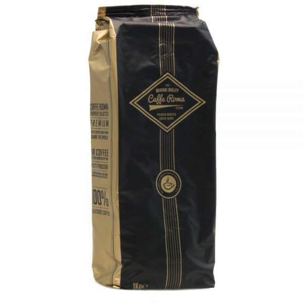 Caffe Roma Royale Premium Roasted Coffee Beans 1kg