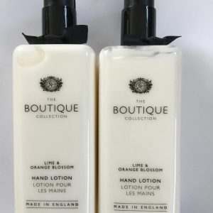 2 x Grace Cole The Boutique Collection Lime & Orange Blossom Hand Lotion 500ml