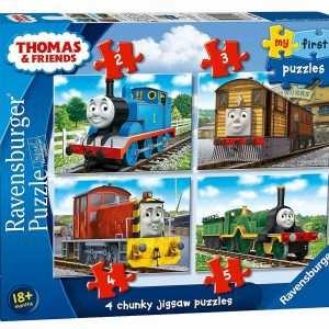 Details about Ravensburger Thomas & Friends My First Puzzles Jigsaw