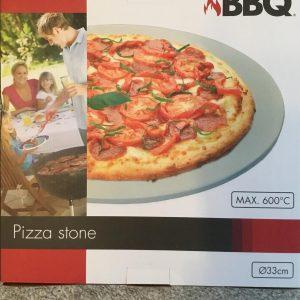 BBQ Pizza Stone 33cm - MAX 600C
