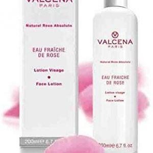 Valcena Paris Eau Fraiche De Rose Face Lotion Natual Rose Absolute 200ml