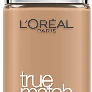 2 x L'Oreal Paris True Match Super Blendable Foundation 4.5N True Beige