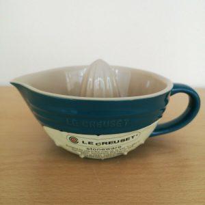 Le Creuset Blue Citrus Juicer