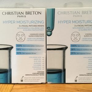 Christian Breton Paris Hyper Moisturizing Facial Masks - 6Masks